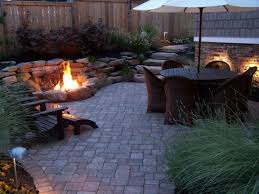 no grass backyard backyard landscaping
