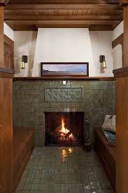 Decorating Tiles Crafts Arts and crafts decorating family room craftsman with tile floor 53