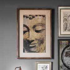 direct zen buddha framed print wall art