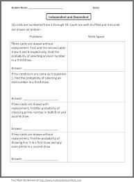 free math games worksheets