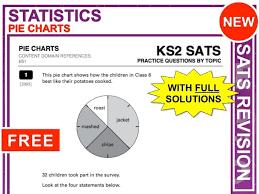 Pie Chart Problems Year 6 Ks2 Maths Pie Charts