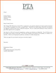 sle 501c3 donation letter