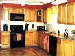 painted kitchen cabinets with black appliances. Kitchen Cabinets With White Appliances Medium Size Of Paint Black Or Cabinet . Painted