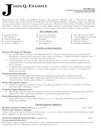 Business Management Resume Objective Junior Business Analyst Cv Sample Uk Brilliant Ideas Of Management