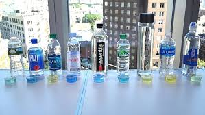 Bottled Water Acidity Chart How Acidic Is Your Water We Test Out Nine Bottled Water Brands