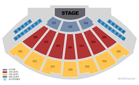 Hulu Msg Seating Chart Theater At Madison Square Garden New York Tickets