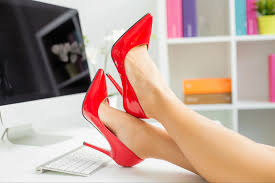 in the workplace professional or draconian heels in the workplace professional or draconian