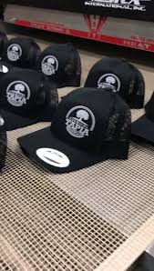 SIGNAL APPAREL - Screenprinted hats for: EZEQUIEL TAPIA...