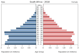 South Africa Age Structure Demographics