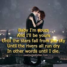 Romantic Love Quotes For Her Mesmerizing Best Romantic Love Quotes For Her In Hindi Together With Romantic