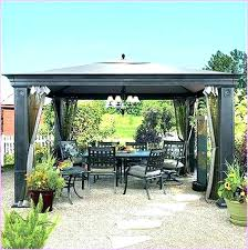 diy backyard canopy outdoor canopy curtains gazebo design backyard canopy beautiful garden with permanent cast iron