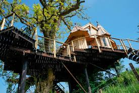 Honeymoon Amongst The Trees In An Ecochic Treehouse On The West Treehouse Scotland
