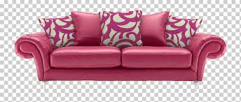 loveseat sofa bed couch chair pink