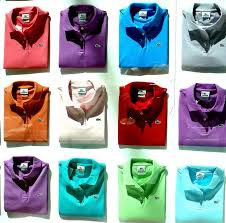 Lacoste Polo Shirt Color Chart Lacoste Polo Colors In 2019 Clothing Photography Lacoste