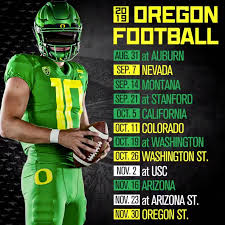 Ducks Football Seating Chart Which Color To Wear To Every Oregon Football Game No Black