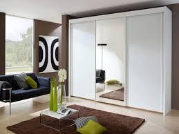 white sliding door wardrobe with mirror saudireiki
