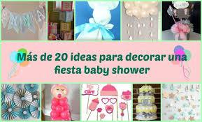 Ideas Para Un Baby Shower De Nino