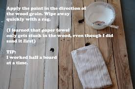 Wood Stain Painting Techniques Painting Techniques