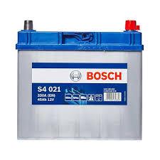 Bosch Car Battery 158