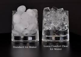 why clear ice is the best ice for serious drinkers many people love clear ice