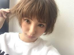 出岡美咲izu 公式ブログ ショートヘア Powered By Line