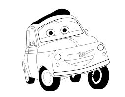 Cars Motori Ruggenti Disegno Da Colorare Disegni Da Colorare