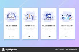 Onboarding Screens User Interface Kit Mobile App Templates