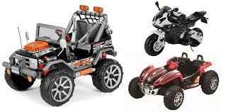 Kids Electric Cars Buying Guide Child S Battery Ride On Toys