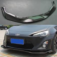 GT86 Gred dy Style Carbon Fiber Car body kit Front Bumper lip for ...