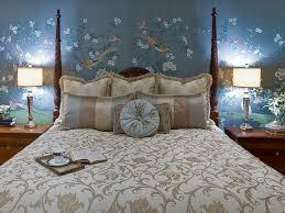 bedroom romantic blue master bedroom