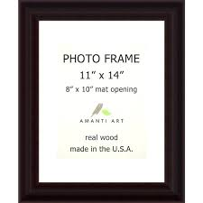 by frame matted picture frames x gold with mat 11x14 better homes and gardens to 8x10
