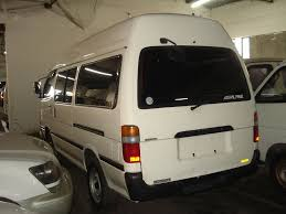 Toyota Hiace in Durban | Used Japanese Vehicles In Durban