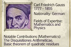 famous mathematicians who have left their impact on the world often referred to as the prince of mathematicians carl gauss has had a very important role in shaping modern day mathematics his popular works include