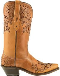 Light Tan Boots Old West Boots Womens Lf1540 Tan Fry Light Tan Boot