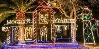 Houston Christmas Lights 2019 2020 In Texas Dates Map