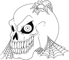 Small Picture Beautiful Skeleton Coloring Pages Photos New Printable Coloring