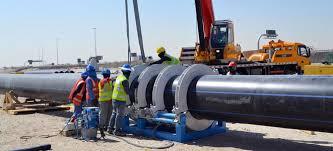Pipe Welders Dems Oman Hdpe Pipe Welding Gw330 Gw331 Trained Certified