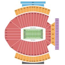 Keenan Stadium Seating Chart Kenan Memorial Stadium Seating Chart Chapel Hill