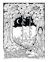 Printable Rainforest Coloring Pages Coloring Page Pages To Print