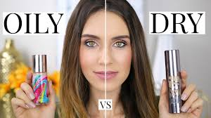 best foundations for oily and dry skin demo review and parison shea whitney you
