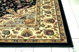 black and tan area rug brown rugs medium size of red be