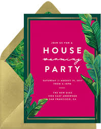 funny housewarming party invites