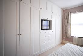 Inspiration about Creative Woodwork Combined A Tv Unit And Wardrobe To Make  This In Built In