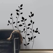 tree branch wall decal black tree wall