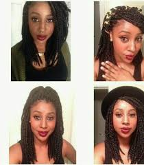 You Tube Hair Style mediumlength box braids cred you tube natural hair style 2493 by wearticles.com