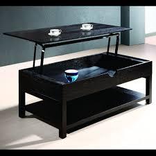Table Salon Relevable Table Basse Grise Pas Cher Maisonjoffrois Table Basse Tablette Relevable