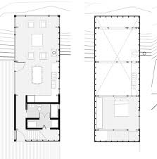 minimalist house plans. Modren House Characteristics Of Simple Minimalist House Plans Cliff By  MackayLyons Sweetapple Architects Drawing Courtesy Architects To Plans E