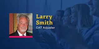 CAT Adjuster spotlight - Larry Smith | Crawford & Company | US-Global