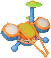 VTech KidiBeats Drum Set Best Toys and Gifts for 2 Year Old Boys in 2019 - BestForTheKids