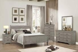 Gray Bedroom Set U2013 The Furniture Shack   Discount Furniture U2013 Portland OR U2013  Grey Bedroom